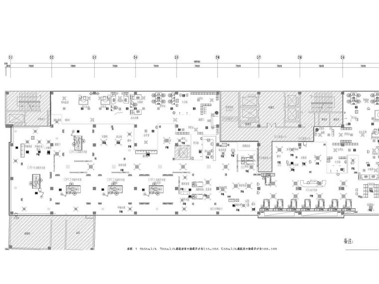 ICU净化系统资料下载-[河南]三甲医院净化空调通风系统设计施工图(洁净设计)