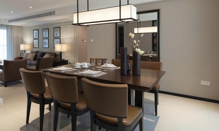125平新中式风格设计方案