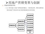 房地产营销创新方向与全民营销(278页,图文并茂)
