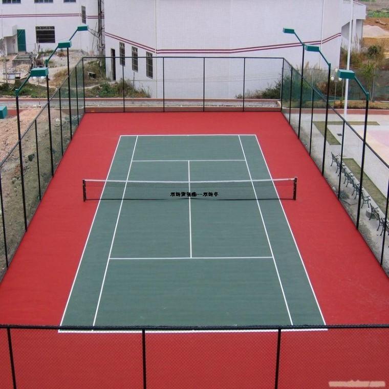 景观设计常用室外运动场地标准尺寸_2
