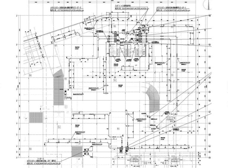 VRF空调设计资料下载-[浙江]超高层商业建筑空调通风及防排烟系统设计施工图