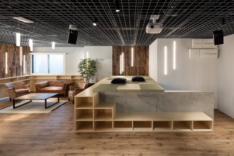 日本多彩的共享建筑-17