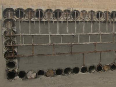 隧道管棚施工全断面开挖法步骤