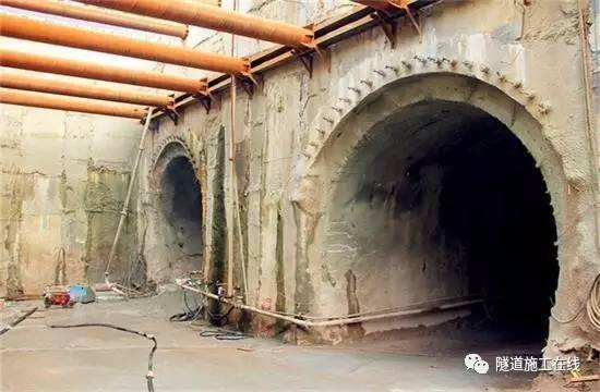 隧道二次衬砌裂缝的分析与防治_1