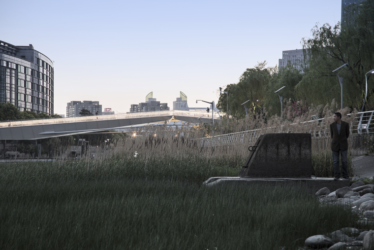 上海日晖港步行桥-3