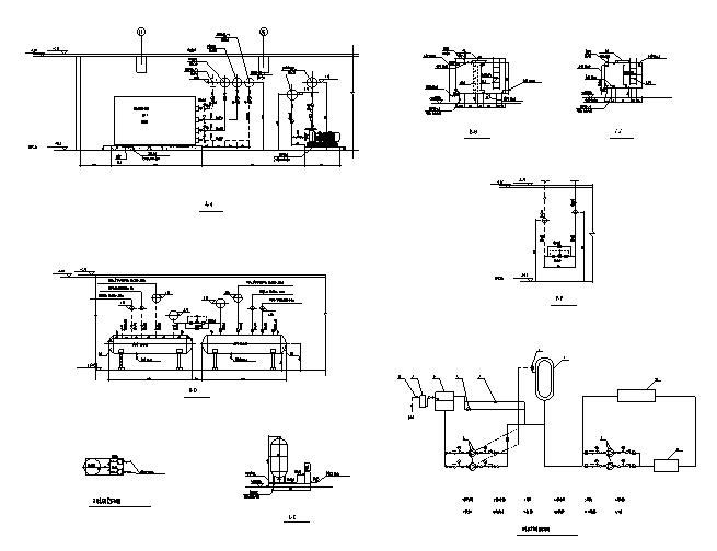 江西50层超高层酒店办公大厦暖通全套施工图(超级详细)_5