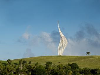 新西兰JACOB'SLADDER装置景观