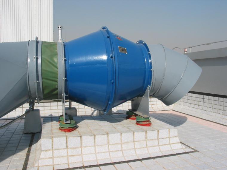 通风空调施工方案