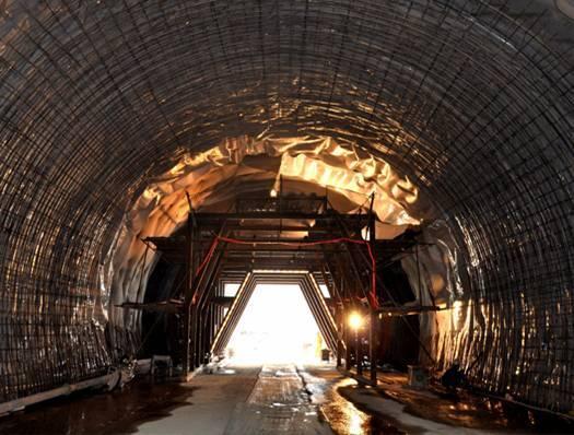硬岩掘进机在软岩隧道施工中是怎么应用的?