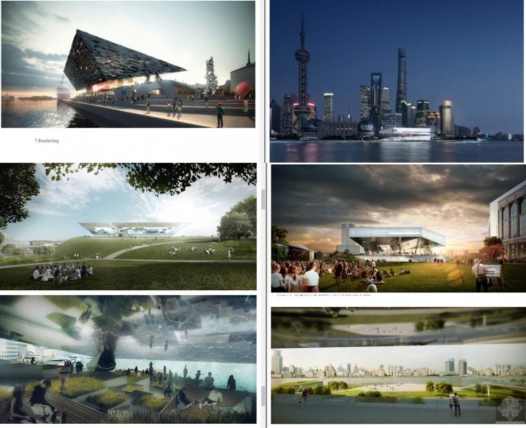 上海浦东新区-浦东美术馆入围设计方案涉嫌抄袭!