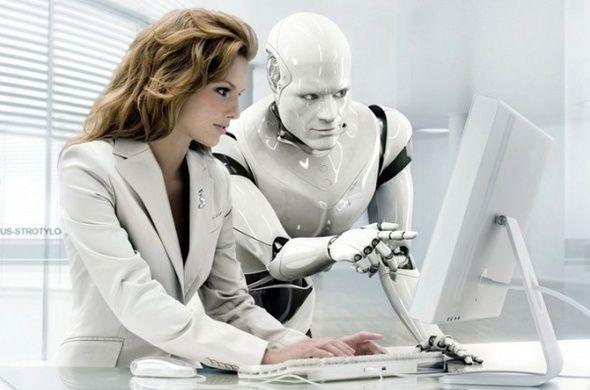 我国首个园林式机器人主题公园亮相