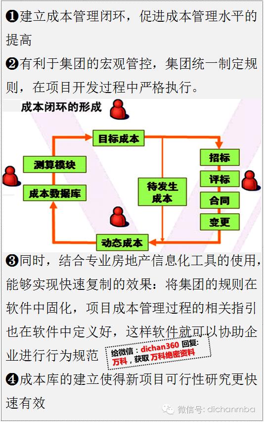 干货!中海•万科•绿城•龙湖四大房企成本管理模式大PK_41