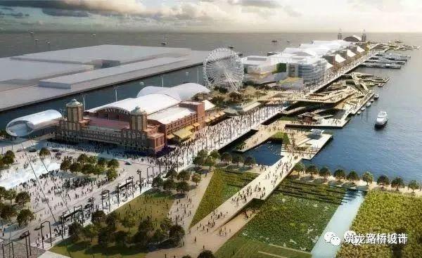海绵城市理念在城市滨水景观设计中的具体应用_8