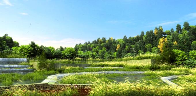 [重庆]生态山地田园国家级湿地公园景观设计方案(附实景图)_4