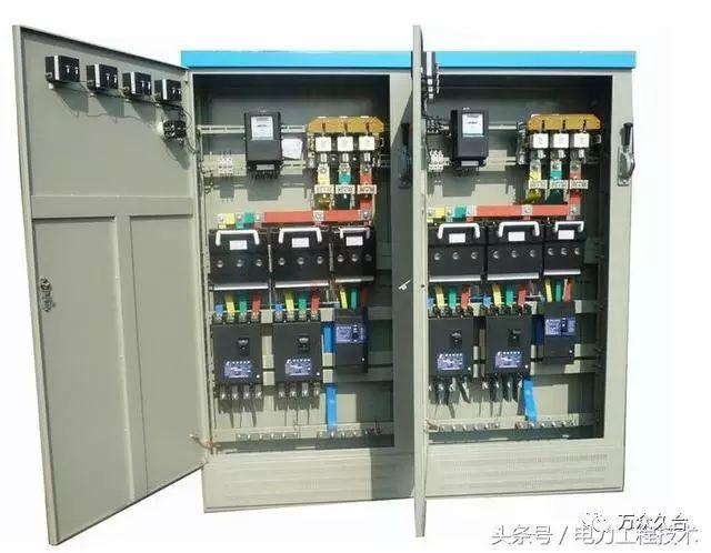 配电柜安装方法及注意事项,电力工程技术精编!