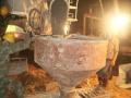 桩基础在钻孔过程中发生坍孔如何处理?