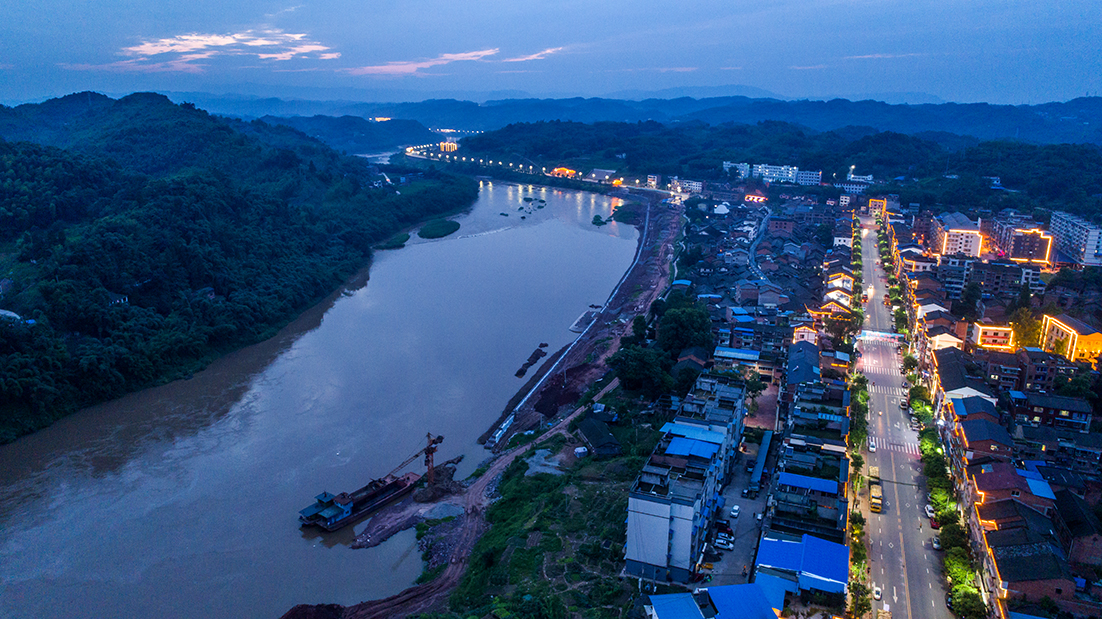贵州赤水复兴古镇规划-6