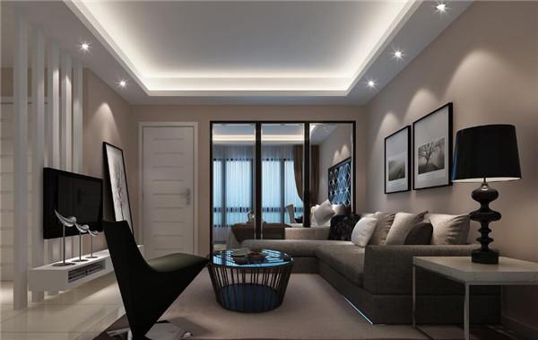 不同feel的客厅,你会pick哪一款?_2