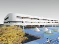 [河南]银河办事处邻里中心中学建筑设计方案文本