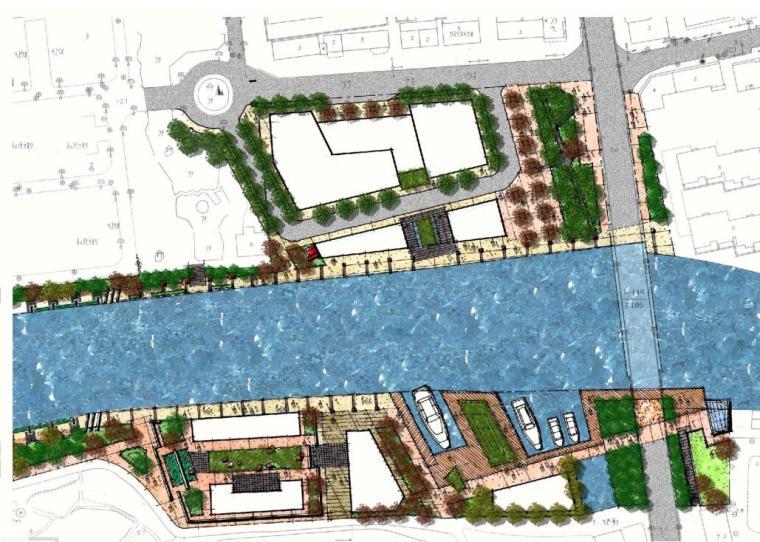 [江苏]某特色环城滨江景观带景观概念设计方案文本(包含JPG+84页))