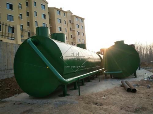 给排水工程施工案例之酒店污水处理工程施工组织设计设计方案