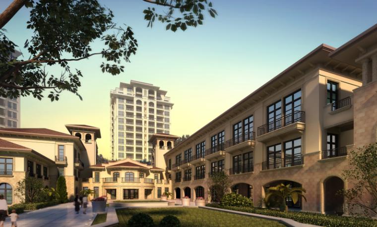 [湖北]16年设计地块概念规划设计(含住宅、洋房、别墅建筑)_3
