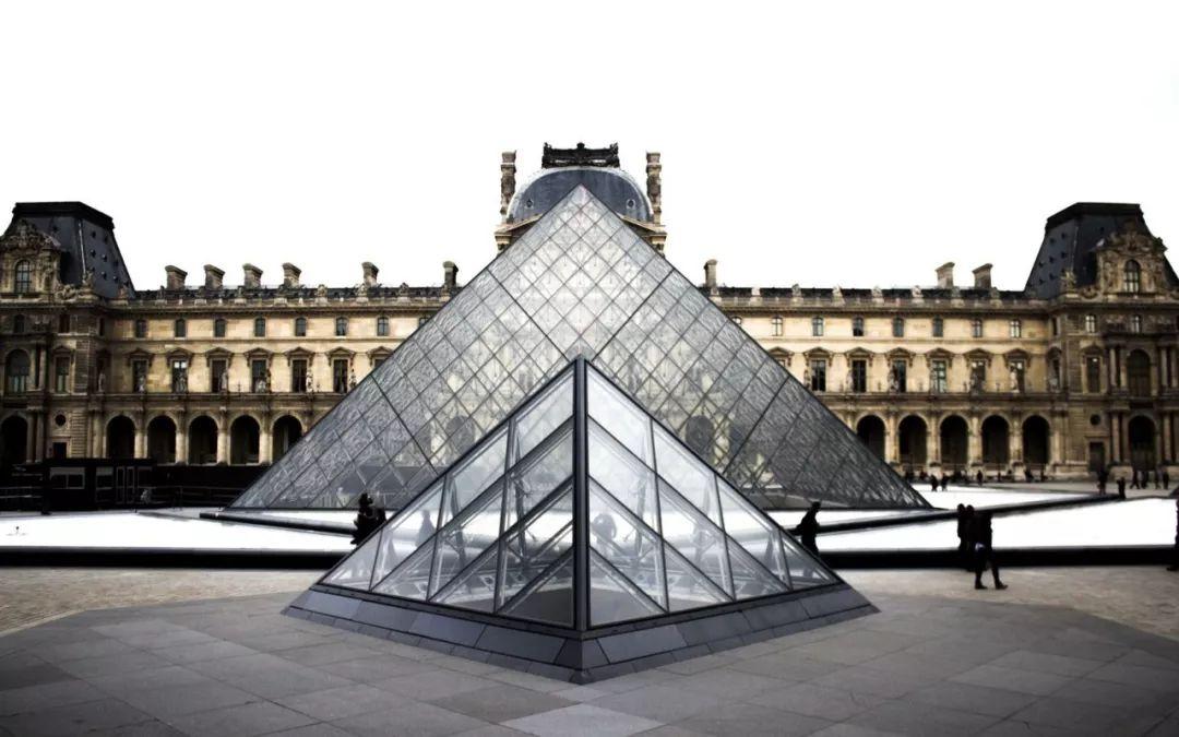 致敬贝聿铭:世界上最会用「三角形」的建筑大师_40