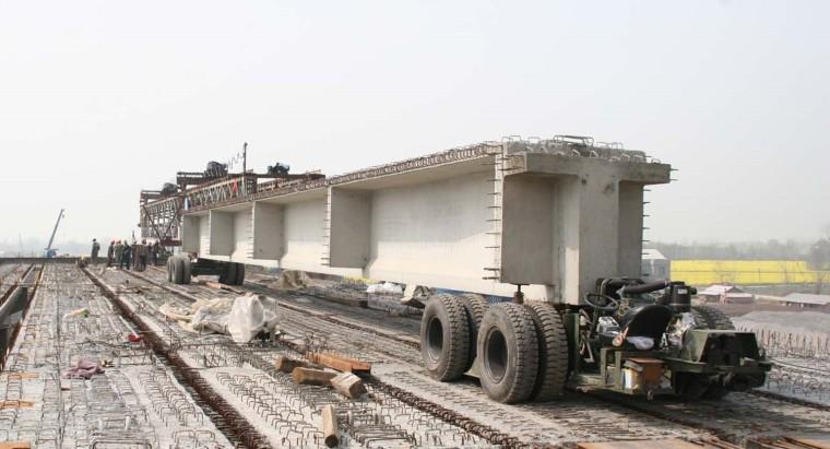 T梁预制安装及桥面系施工技术解析