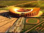 体育中心体育场创优策划方案(107页,附图多)