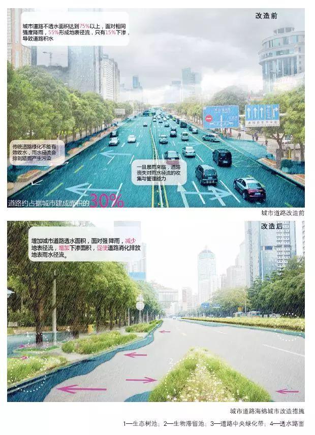 24种海绵城市设计措施全图解!_15