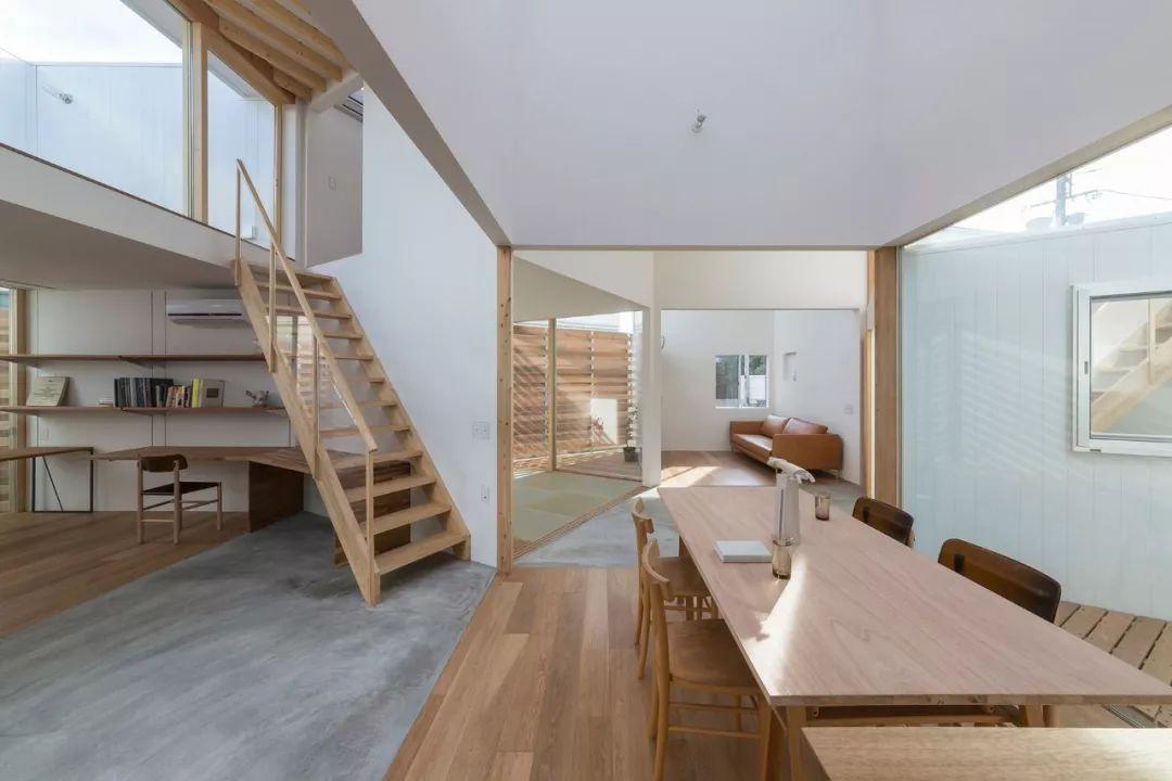 这些日本房子看着很简陋,但空间布局令人咋舌!_46