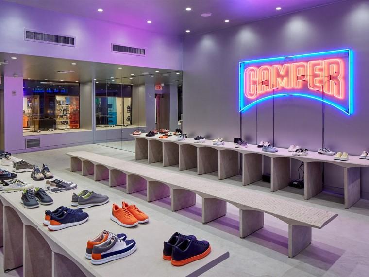 美国Camper纽约洛克菲勒中心专卖店