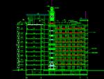 大学高层教学综合楼全套建施图