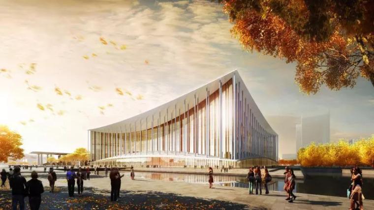 看BIM技术如何驱动高规格会议中心的建设_1