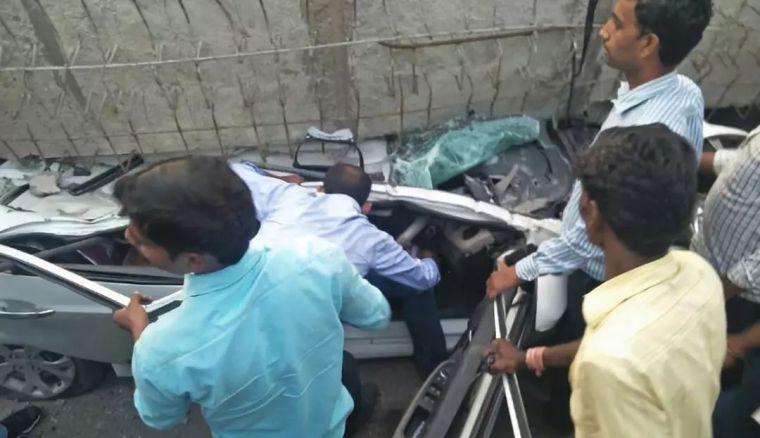 一在建高架桥倒塌,致18人死亡,事故原因还在调查_6