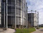 煤气储备站改造住宅,这才是真正的改造设计!