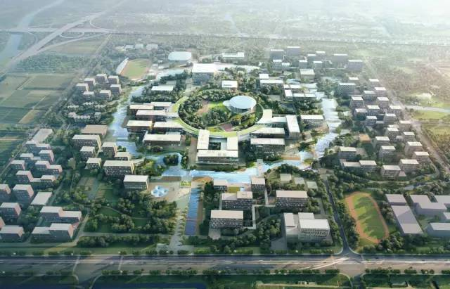 德国建筑大师操刀,西湖大学规划概念性方案设计惊艳亮相!_1