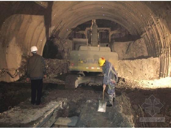 单压式洞门隧道工程施工组织设计