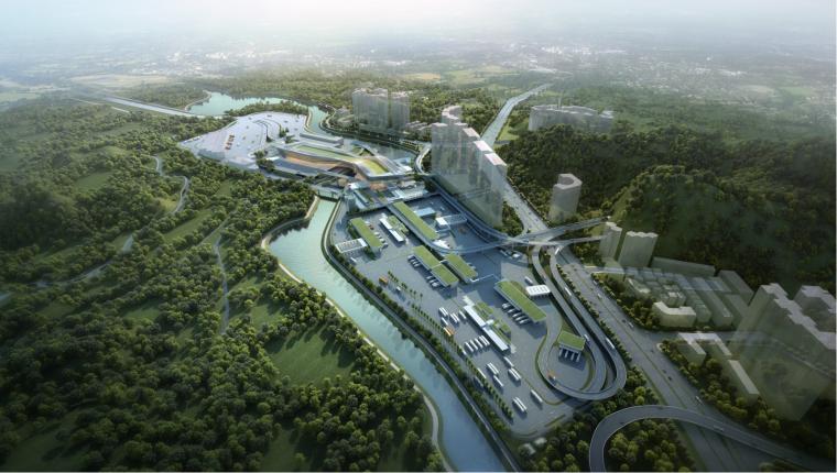 深圳市跨境陆路口岸-莲塘口岸工程项目BIM应用汇报