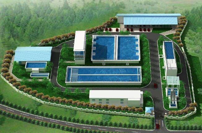 工程项目管理施工过程管理资料下载-污水整治工程项目管理机构及施工组织设计(106页)