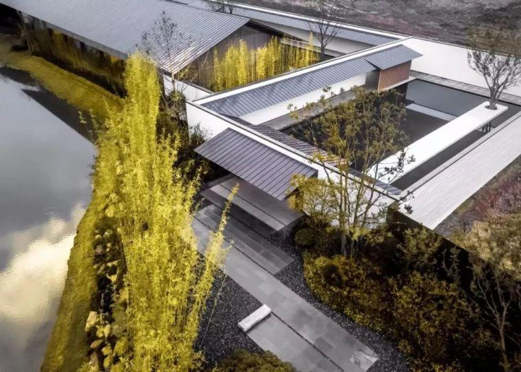 居住区|杭州示范区景观设计项目盘点_34
