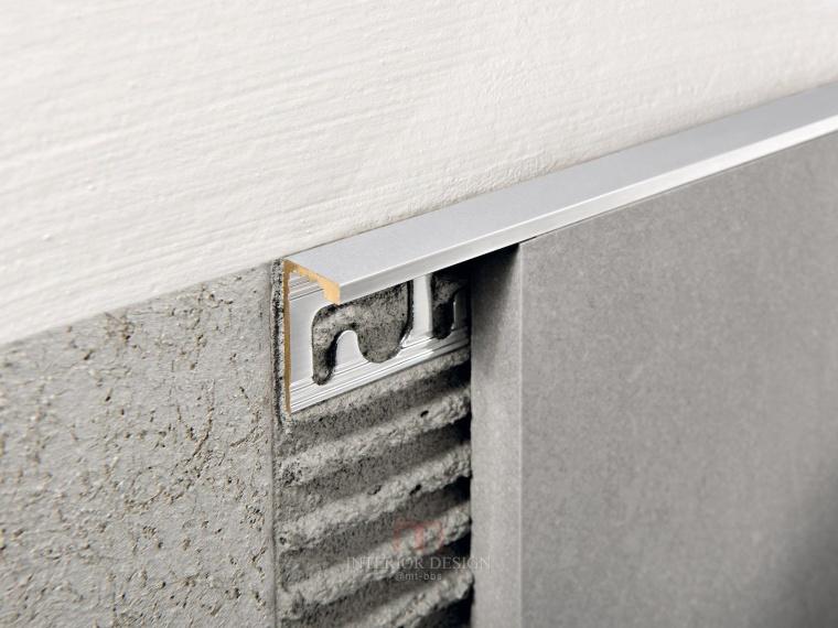 室内设计地板砖、墙砖、阳角、阴角收口细节图43P-墙砖