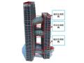 科技成果鉴定资料7500吨超高层三道空中钢连廊同步整体提升及安装(117页,图文丰富)
