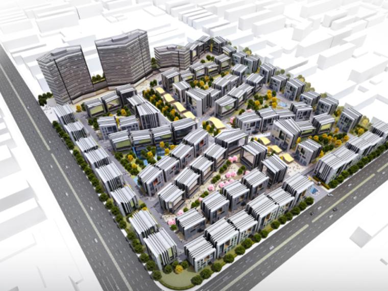 [上海]派米雷·智慧硅谷办公园区方案文本PDF(83张)