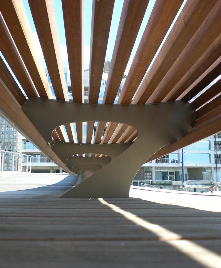 加拿大中央海滨波浪桥-64e0f134