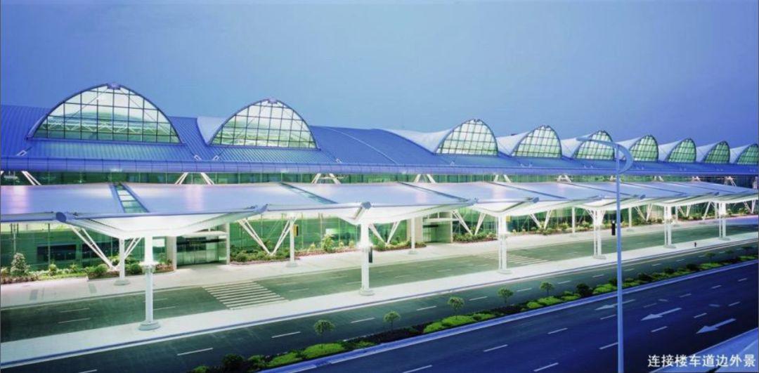 漫谈金属屋面的建筑设计应用(1)——广州新白云国际机场航站楼_8