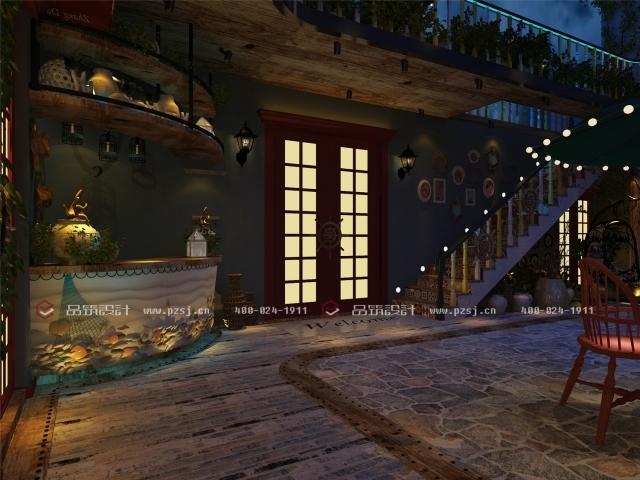 据说这是丹东最美的休闲度假民宿设计,快去瞧瞧-10内庭院也.jpg