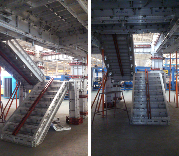 云南在水一方(一期)铝合金模板施工方案