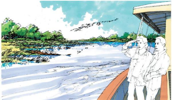 [合集]3套生态湿地公园景观方案设计