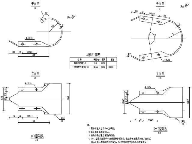 [内蒙]全长12km公路工程交通安全设施设计图403张PDF